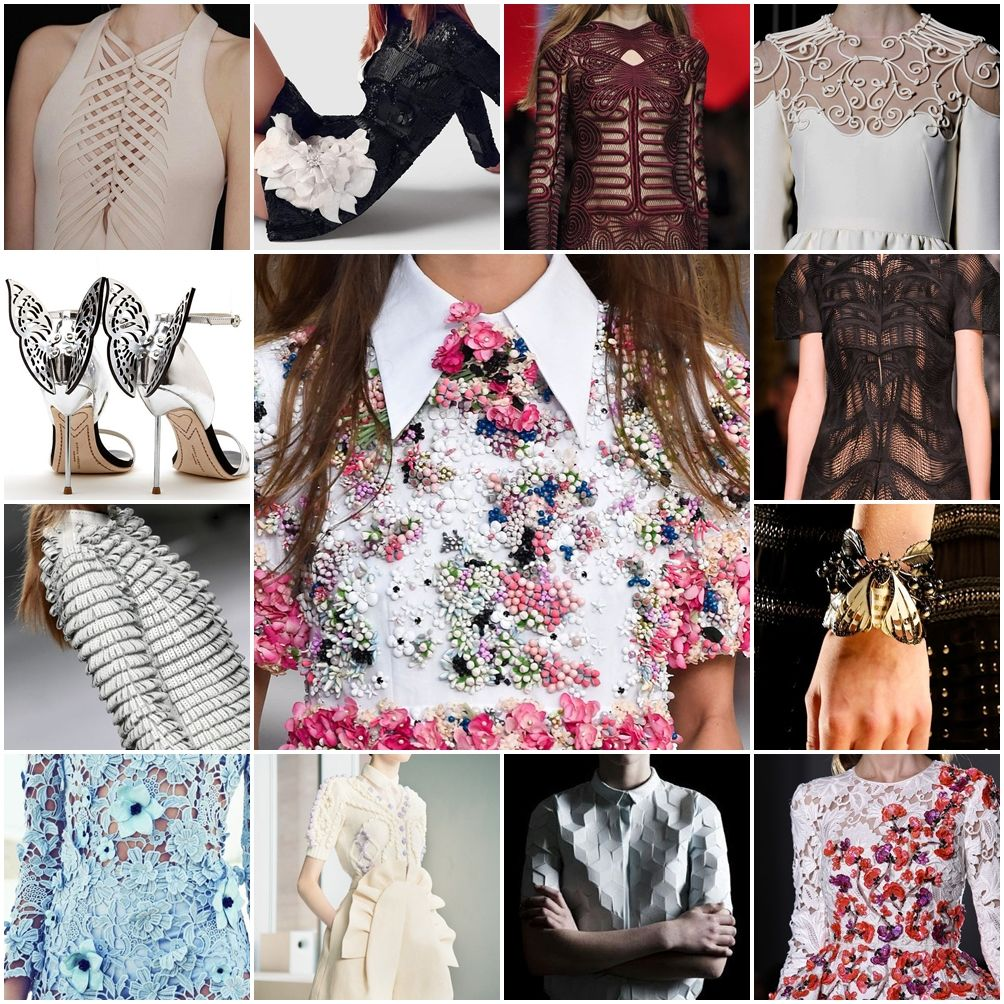 Blog Caca Dorceles. 2015. Inspire-se: 3D Fashion!