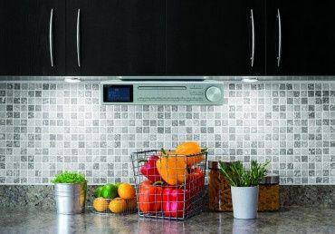 Inbouwradio Voor Badkamer : Soundmaster elite line ur2195si stereo onderbouw keuken slaapkamer