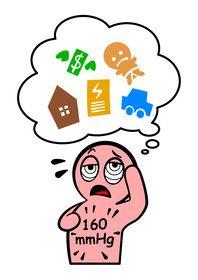 Illustration Wedstrijd Indiening #16 voor Worrywart illustration or cartoon. Design single-panel illustration or cartoon symbolizing a worrywart (multiple winners possible).