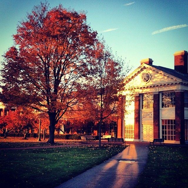 Bucknell University Places To Go University Top