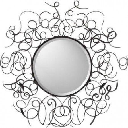 Aged Fantasy Wall Mirror Via Opulent Items Amazing Ideas
