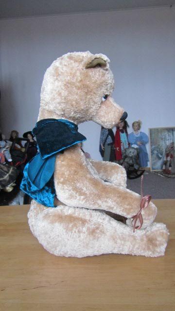 Мишутка от Оли Мышлявцевой / Авторские и коллекционные игрушки / Шопик. Продать купить куклу / Бэйбики. Куклы фото. Одежда для кукол