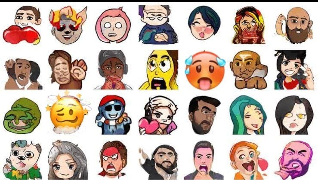 Devy29 i will create cute custom twitch emotes sub