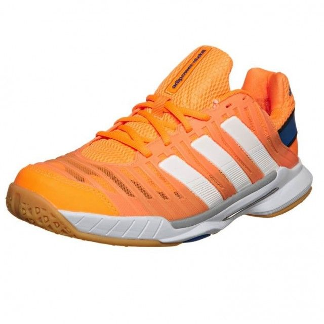 Adidas Adipower Stabil 10.1 - Orange. Squash ShoesSport ...