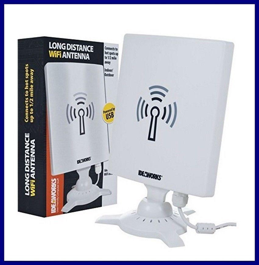 Wifi Hot Spot Signal Receiver Long Range Antenna Booster