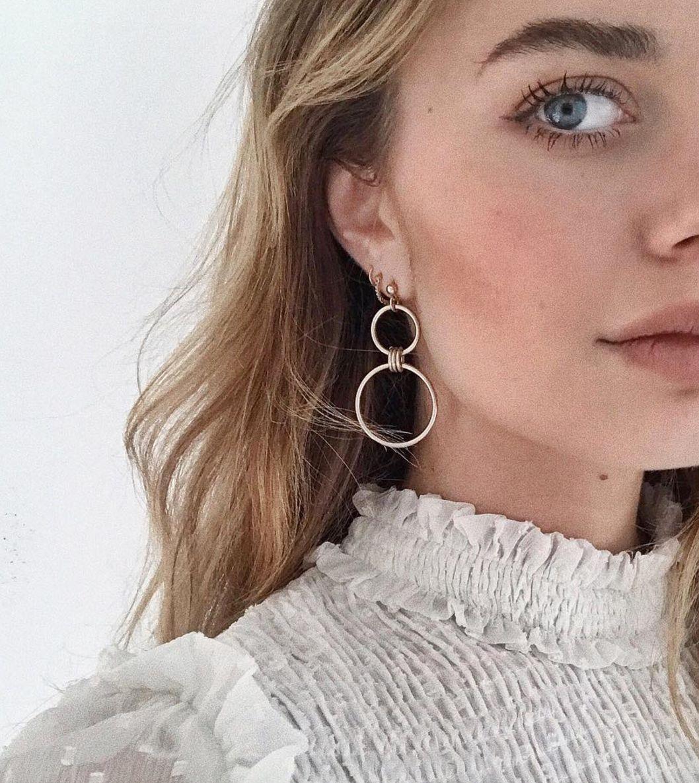 pinterest: ellemartinez99 < | Statement earrings, Fine jewelry, Earrings