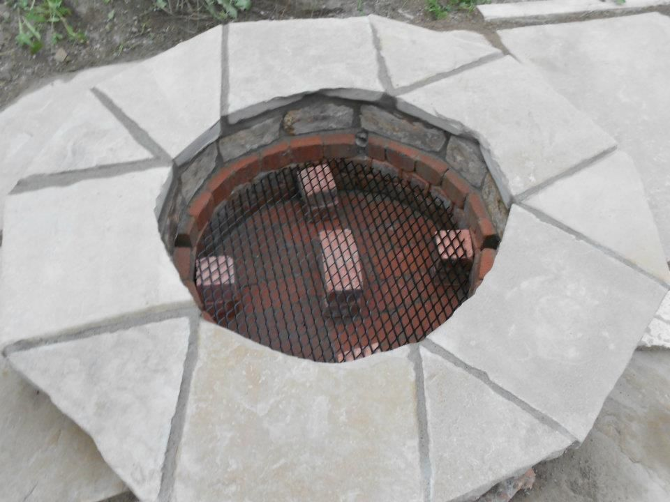 firepit ive done