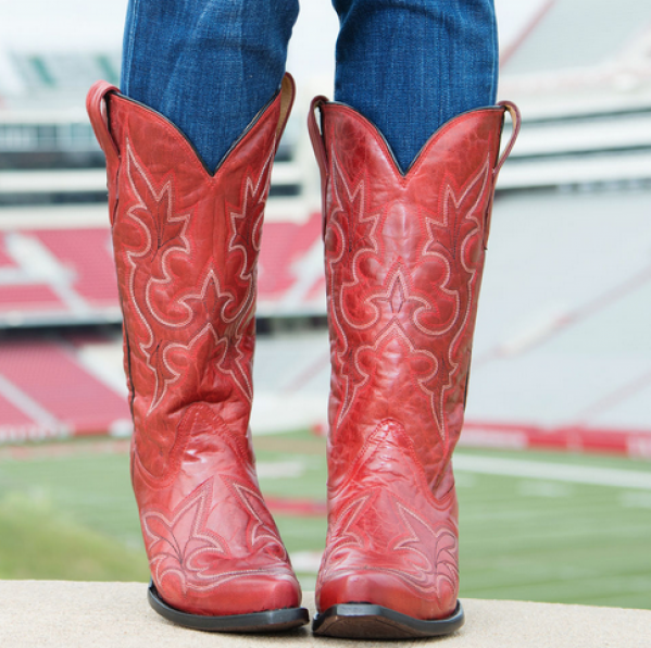1000  images about I want red cowboy boots please! on Pinterest ...