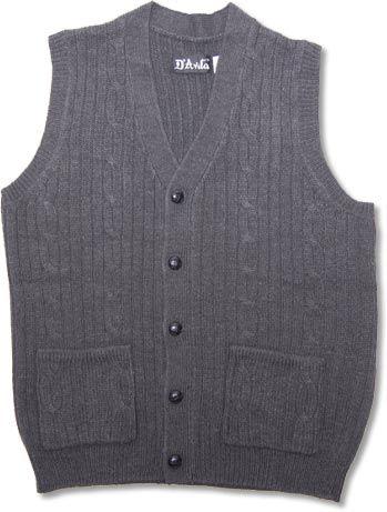 men's sweaters   Men's Orlon Acrylic Cardigan Sweater Vest Ref ...