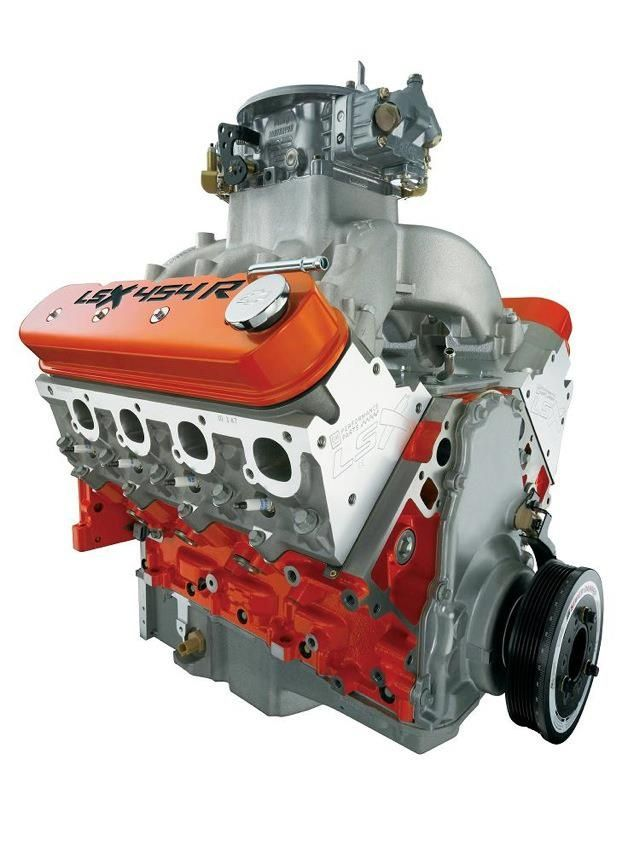 lsx 454r race engine chevy trucks pinterest engineering rh pinterest com