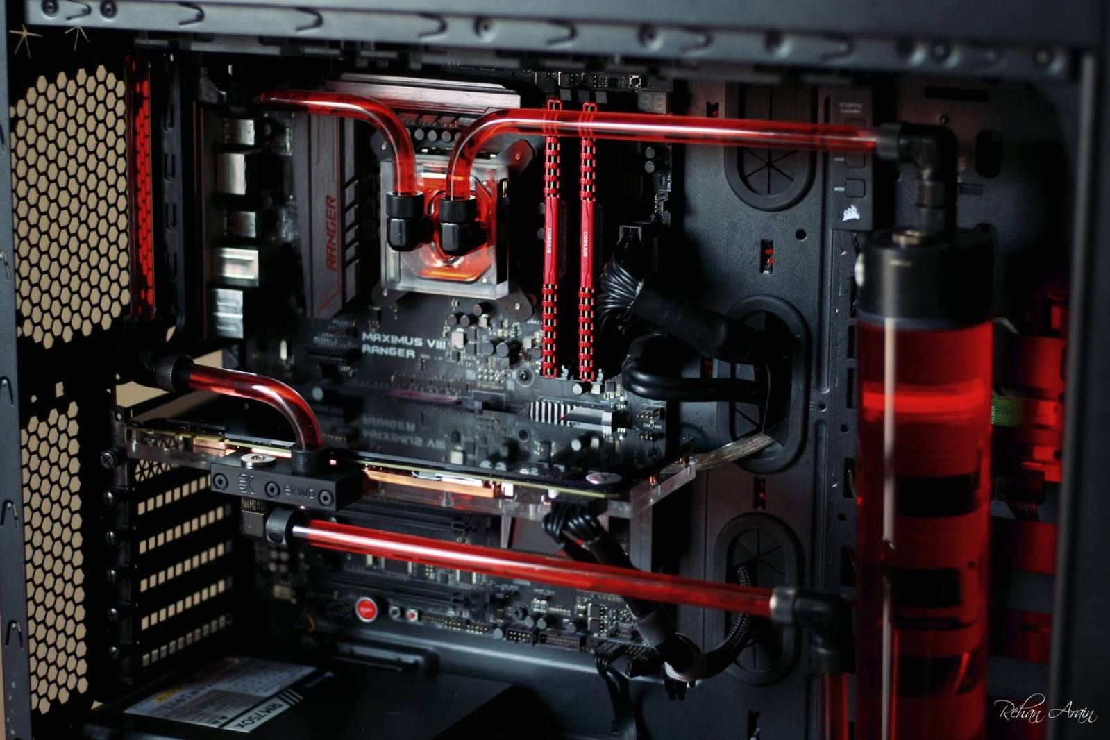 Image Result For Water Cooling Hard Tubing Water Cooling Cool