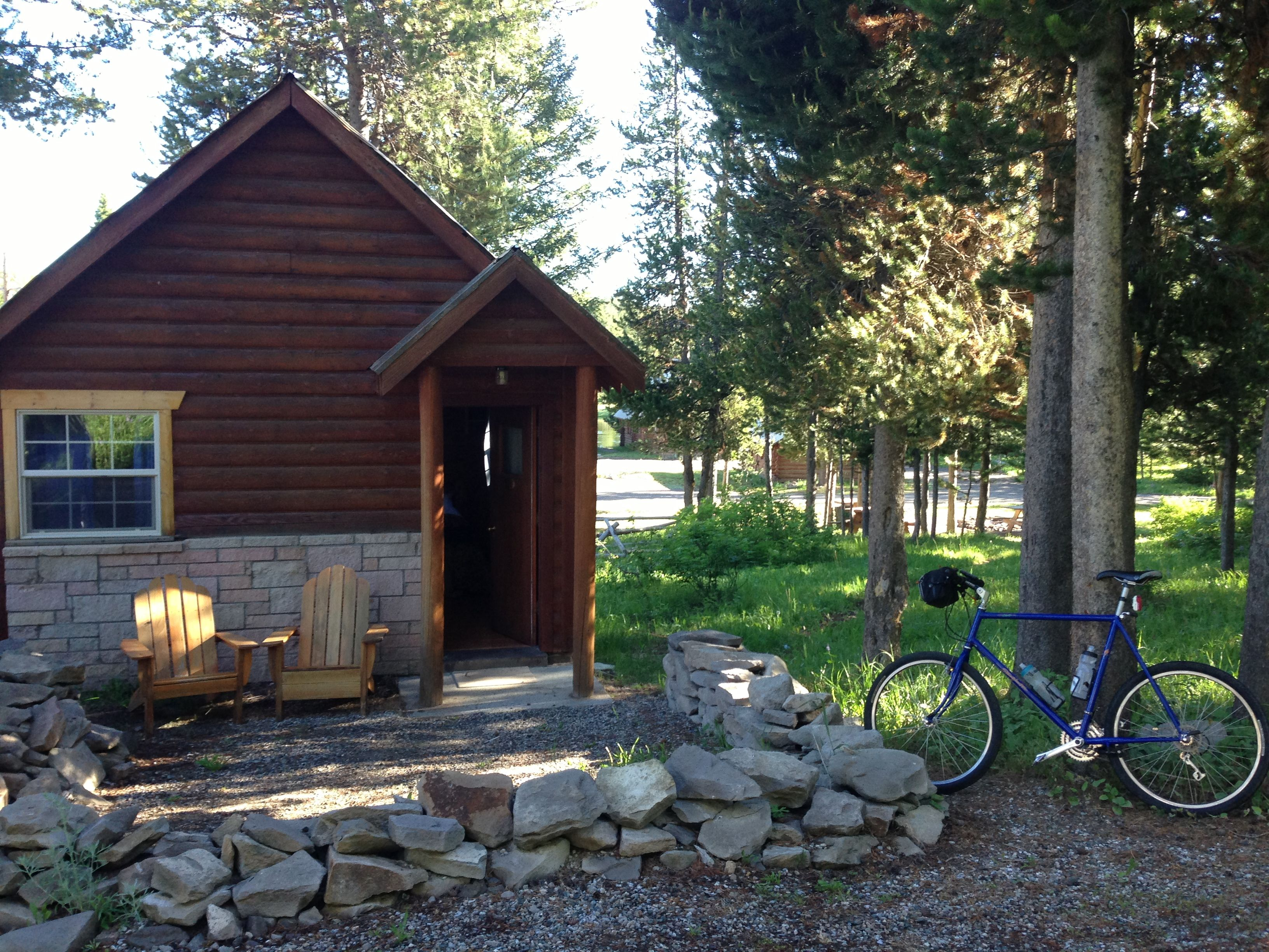 lovely park is idaho of cabins cabin proof and at island in s winter yurts magical luxury rentals beautiful here