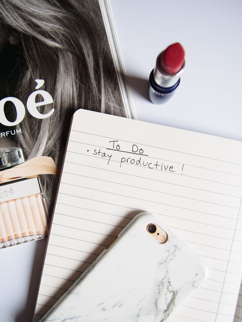 5 Tips on How to Be More Productive
