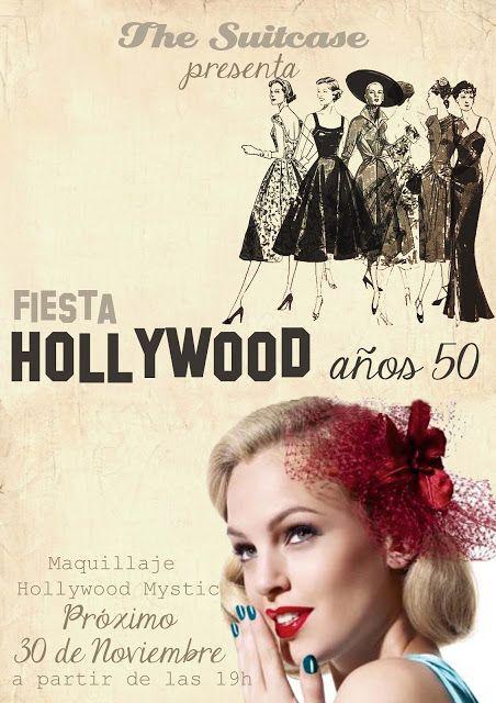 De Tacones y Bolsos: The Suitcase nos invita a la presentación de los nuevos productos de maquillaje Hollywood Mystique que devuelven al estilo que marcaron los maravillosos años 50. La cita es este viernes 30 de noviembre a partir de las 19:00h en la c/ Madera 20, Madrid.