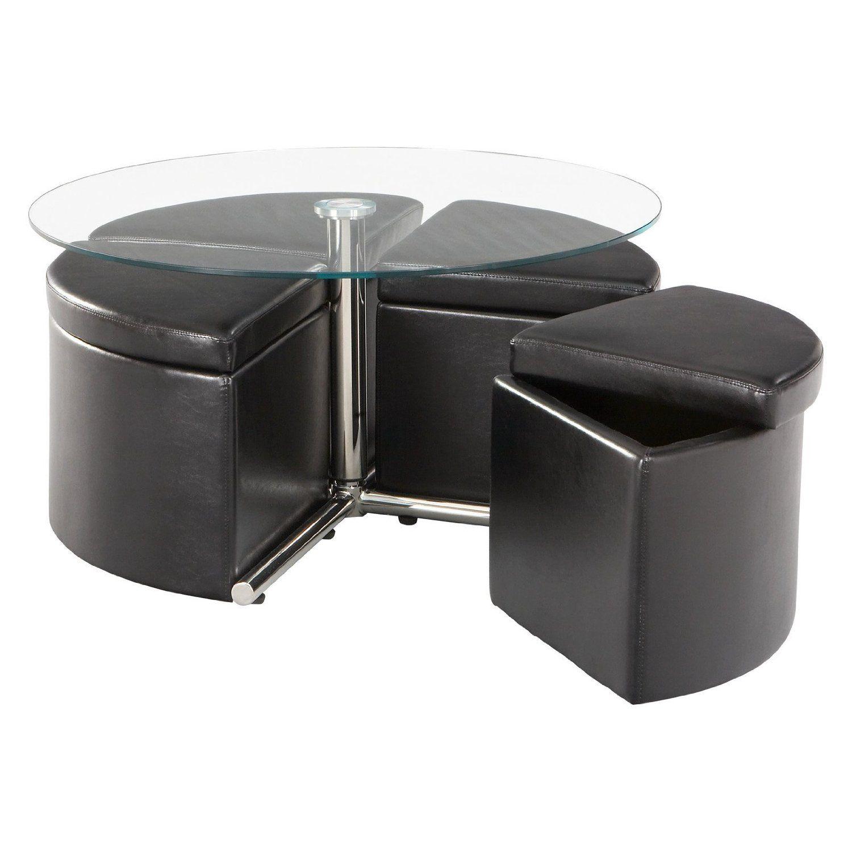 stools storage ottoman coffee table