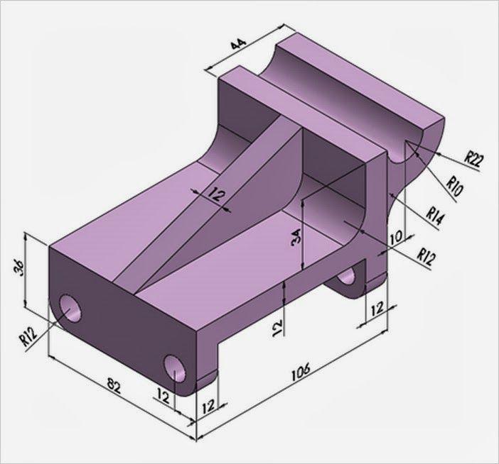 Starlet 39 S Cad Drawing Exercise Blog 3d Cad Modeling