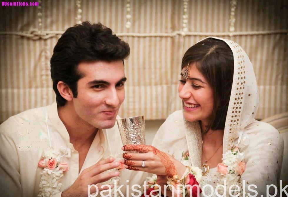 Syra Yousuf Wedding Pics Shehroz Sabzwari 29 | fun wedding