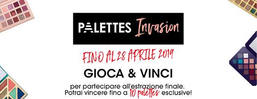 Concorso Sephora vinci Palette o Gift Card da 50 euro