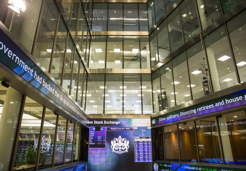There Could Be a Bidding War for the London Stock Exchange