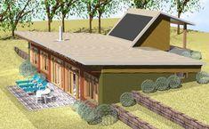 Berm House Project — Living Radius