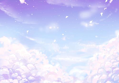 Sky Anime And Clouds Eikona Anime Background Anime Scenery Anime Backgrounds Wallpapers