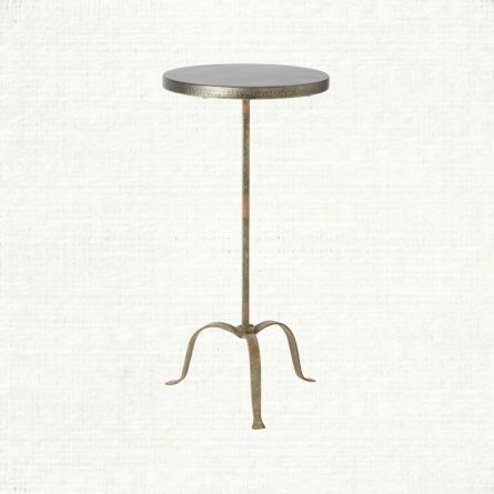 The Allister Side Table Is A Perfect Addition To Any Occasional Collection.  Small And Compact