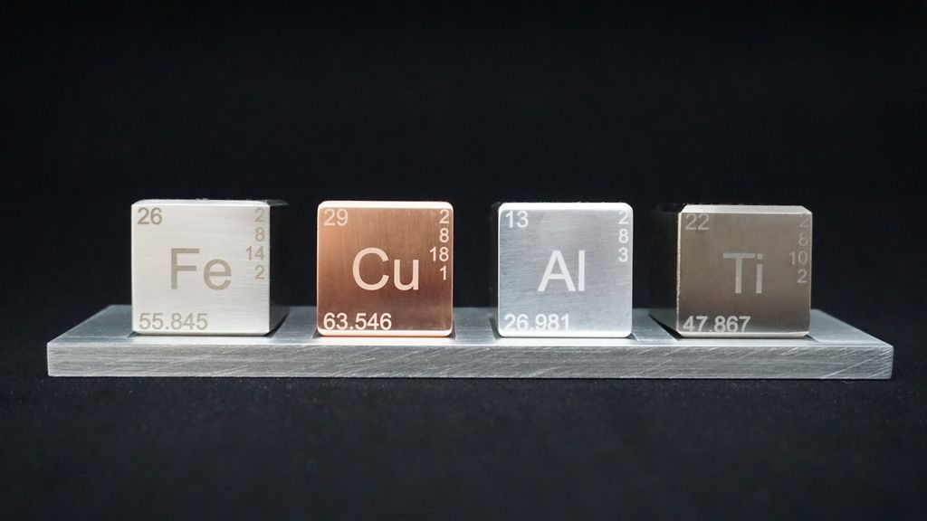 Element Blocks Periodic Elements You Can Touch Project Video