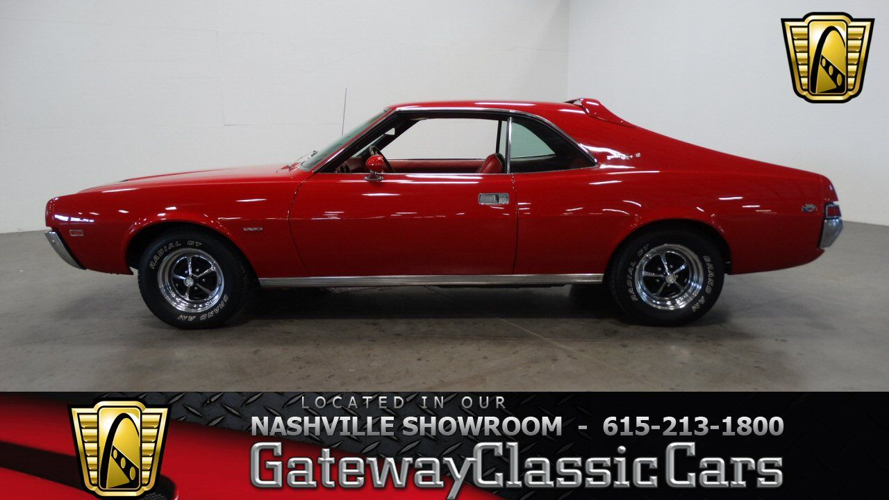 1969 AMC Javelin   Gateway Classic Cars   311   Autos   Pinterest ...