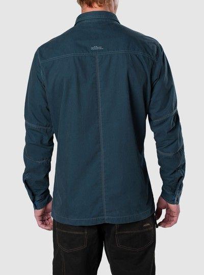 5d9f189dbf6 Kuhl Men's Long Sleeve Shirts | Mountain Apparel | Outdoor wear ...