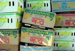 the strange birth of the banana box retailer box cardboard box banana pinterest