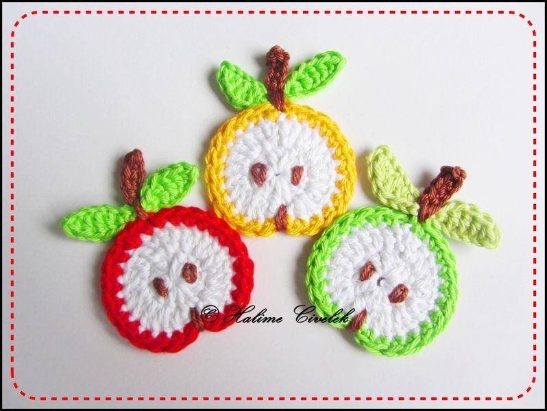 Äpfel 3 Stück