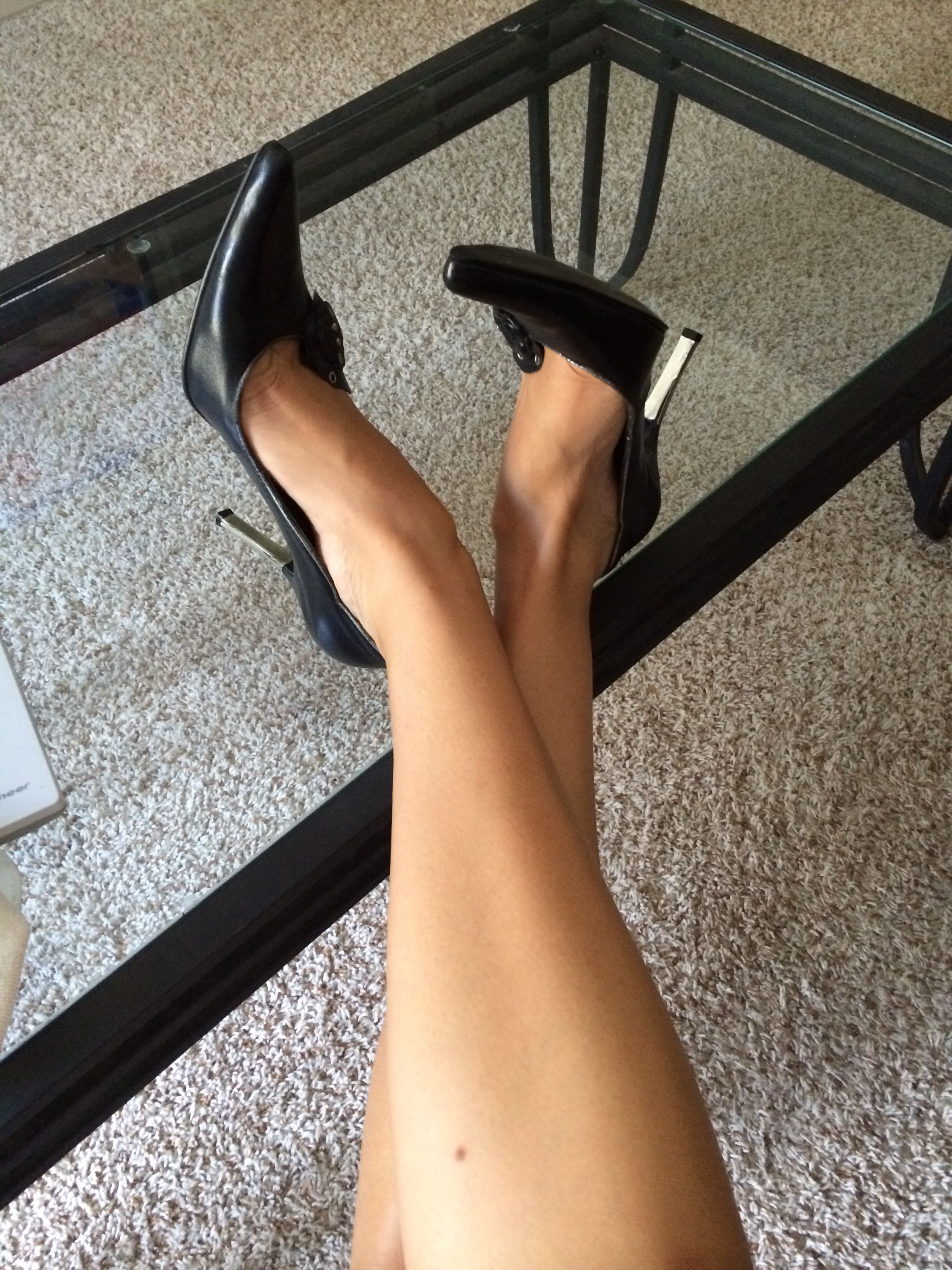 e23f3390478 Old school Steve Madden heels