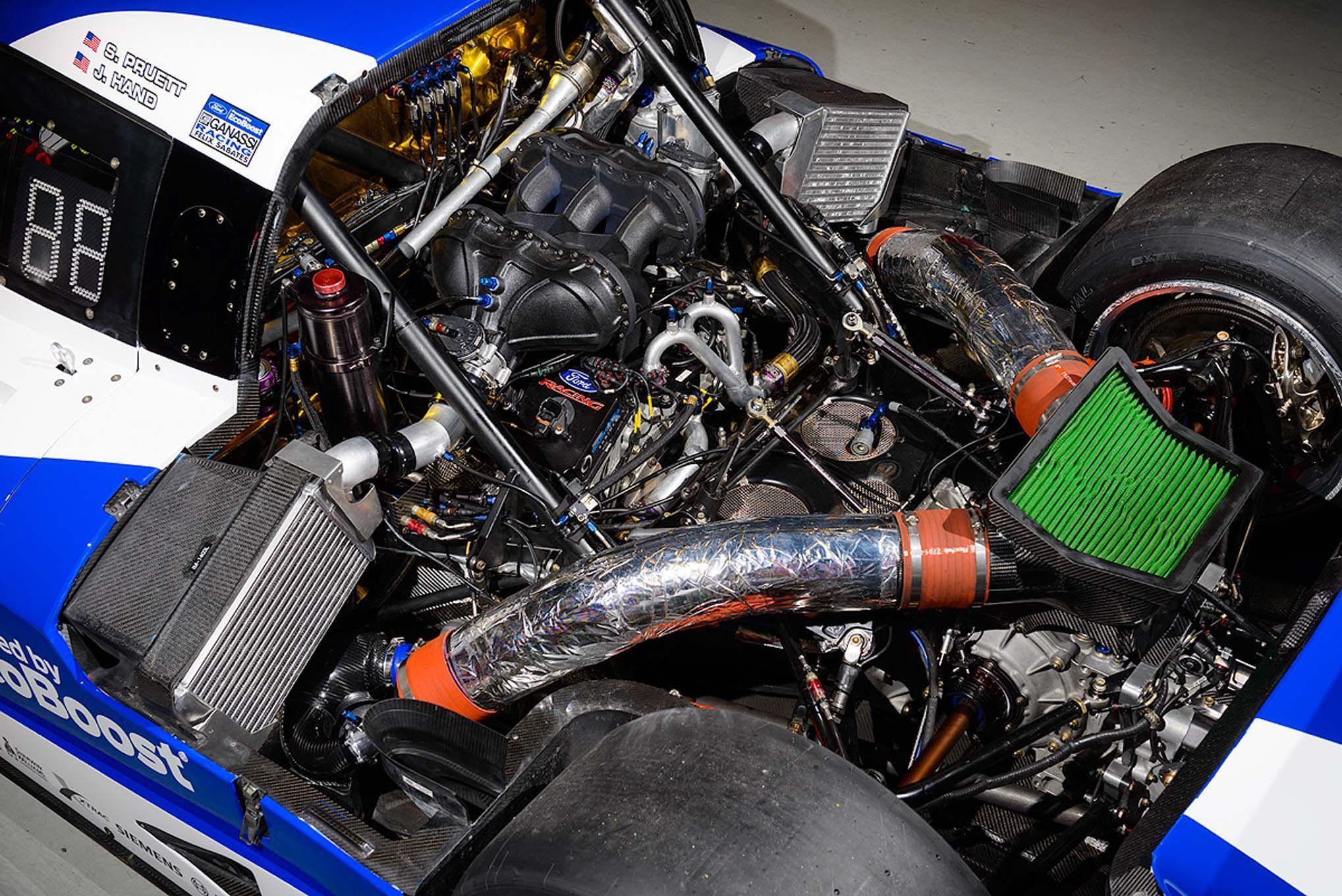 Ford Gt Motor Recherche Google