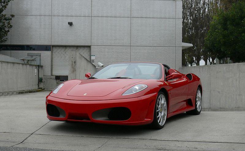 Ragtop Ferrari f430 spider, Ferrari f430, Ferrari
