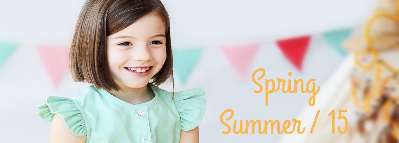 ☀️Welcome SS2015☀️ #kids #corazondeleonkids #SpringSummer2015 #moda #madeinSpain #blusa #niña