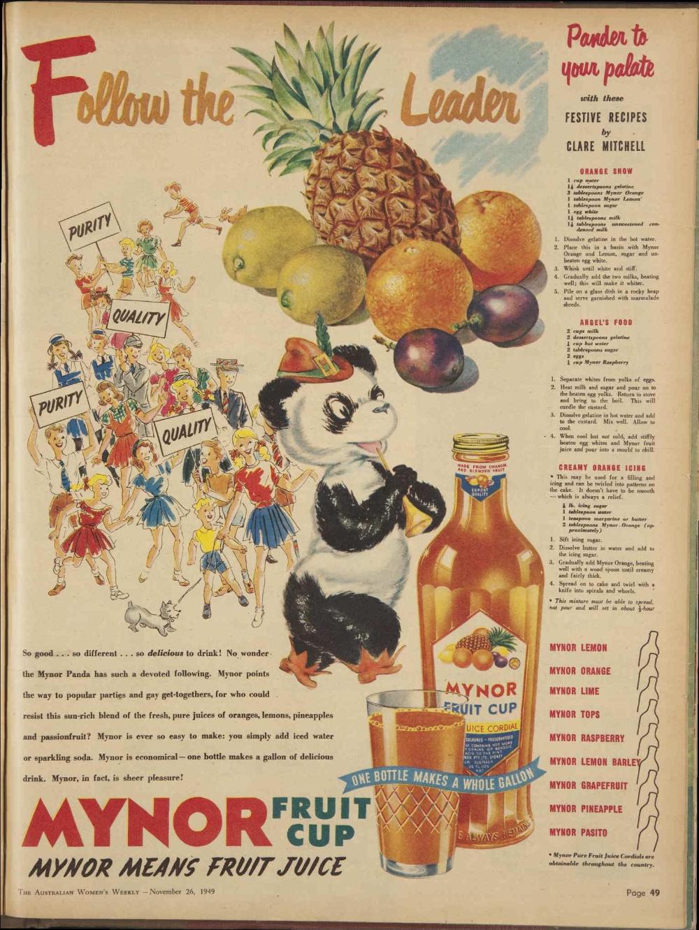 Issue 26 Nov 1949 The Australian Women's Wee
