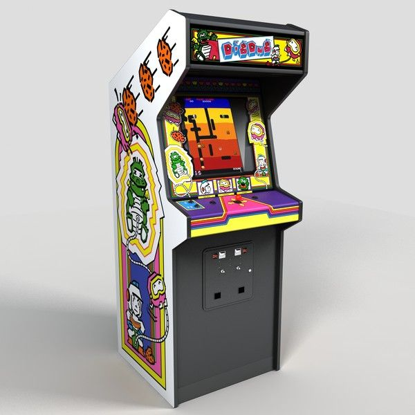 dig dug | Dig Dug - Arcade Machines for Sale | Arcade Games of the ...