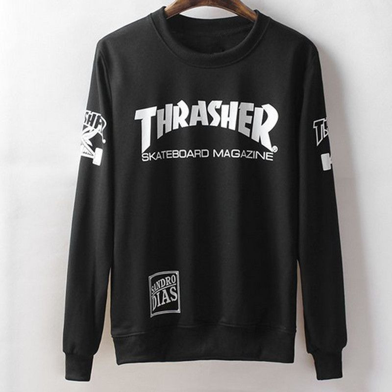 Thrasher Brooklyn 77 Sweatshirt   Outfit Ideas   Pinterest ... e270f1c2c267