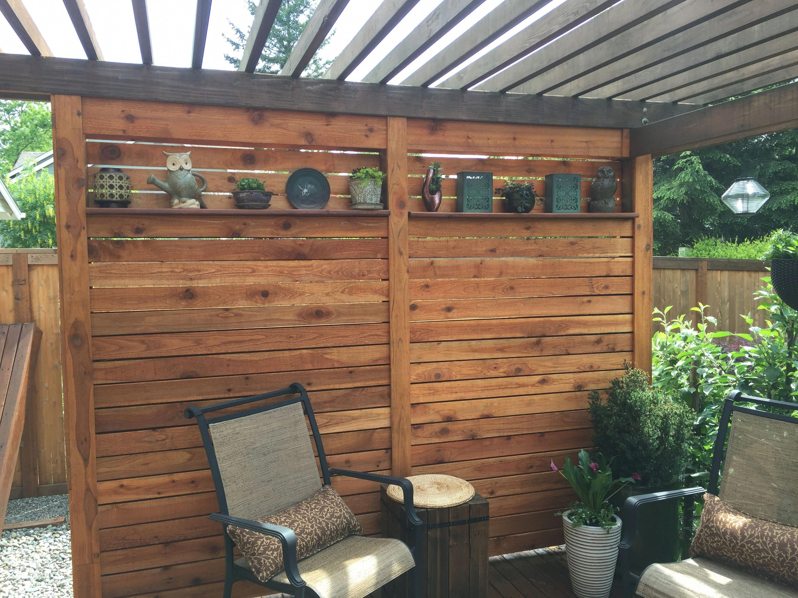 Unique Ideas Of Outdoor Privacy Screen Diyproject Privacyscreen