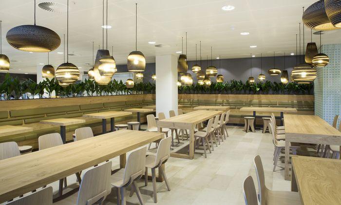 restaurant design in amsterdam - Google Search