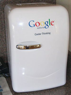 Fridge Is A Promotional Corporate