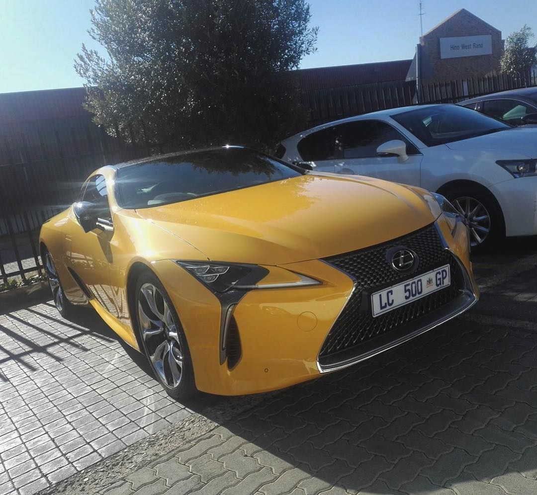 The New Lexus LC 500 Was Spotted By @muhammad_hassane #ExoticSpotSA  #Zero2Turbo #SouthAfrica
