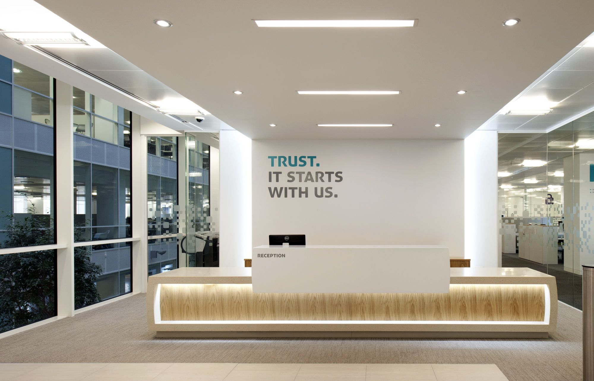 Yorkshire Building Society Group Head Office Refurvbishments