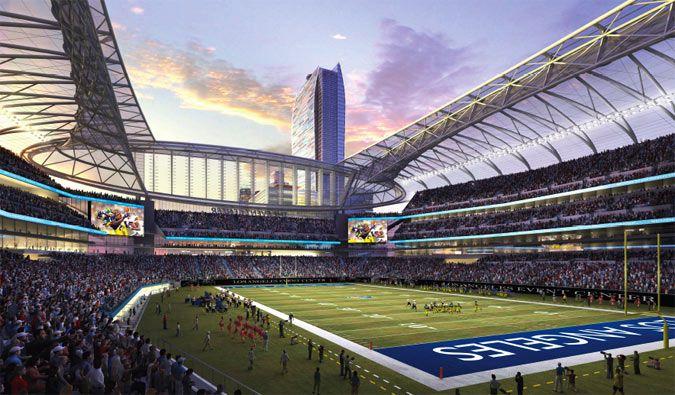 Farmers Field Football Stadiums Nfl Stadiums Los Angeles Rams
