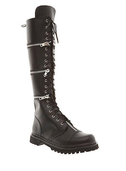 18ff03c6875 Demonia Zip-Off Boots