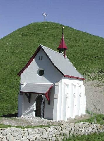 Hergiswil, Klimsenhorn Kapelle CH