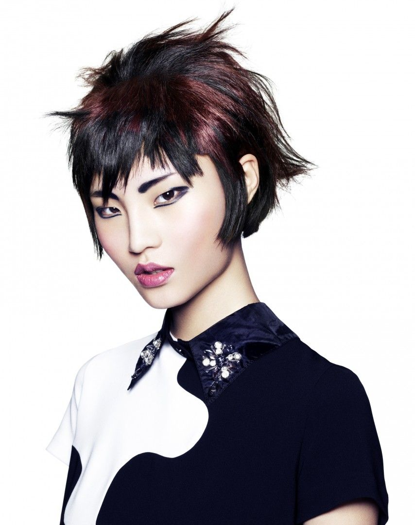 Style finder collections socialized toniuguy short hair
