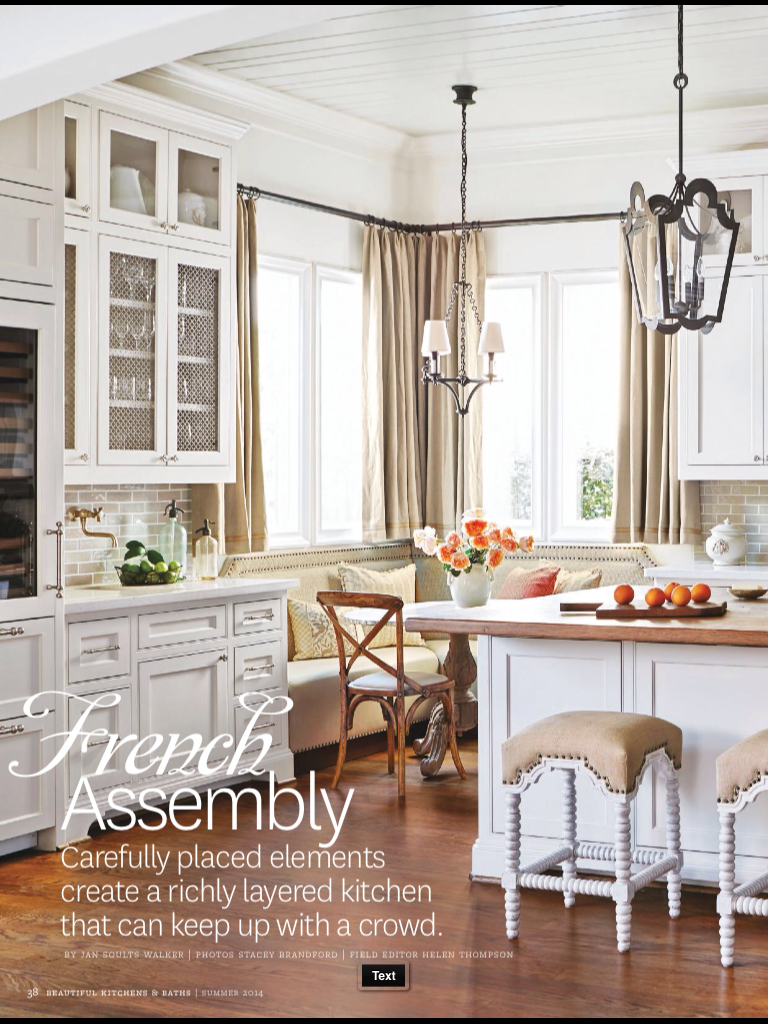 From Beautiful Kitchens and Baths magazine | Kitchens ...