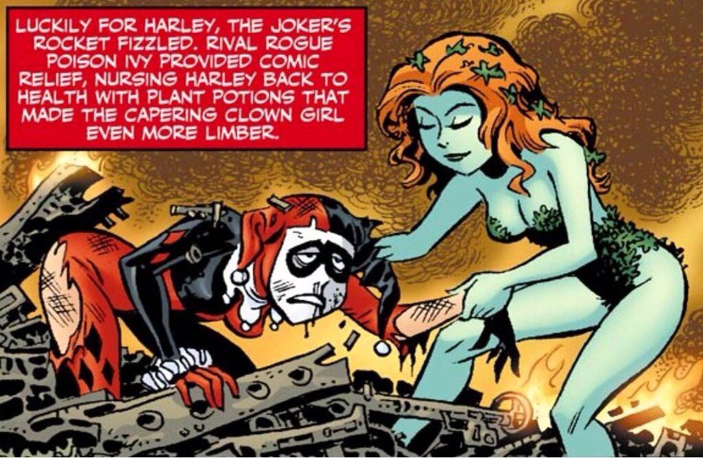 harley and ivy ♡ (part.2)