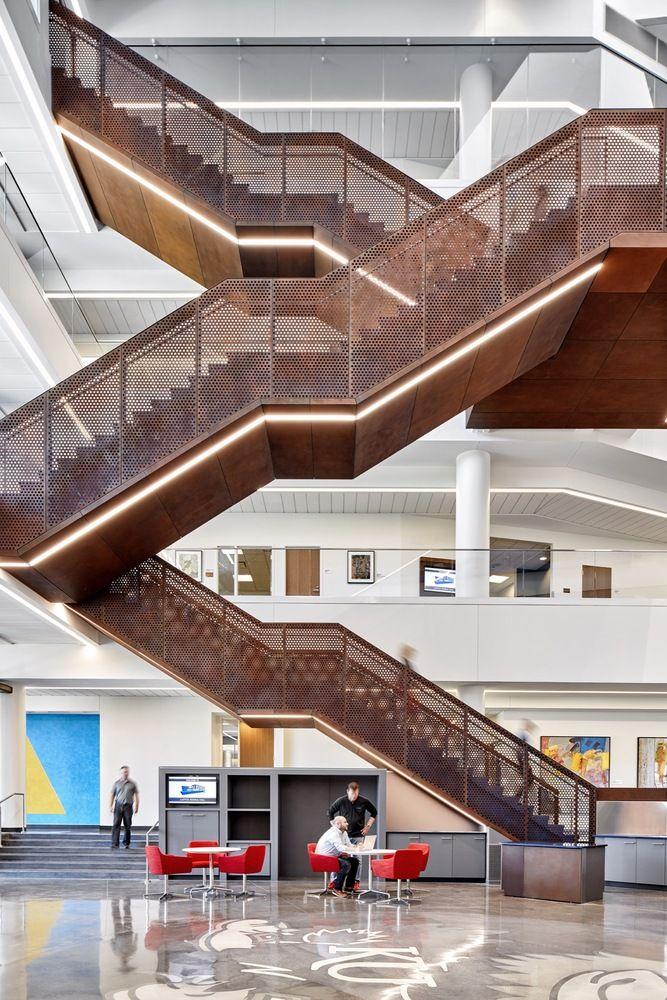 Best Gallery Of Capitol Federal Hall Gensler 5 Atrium 400 x 300